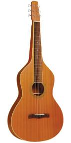 GT-Weissenborn: Hawaiian-Style Slide Guitar with Gig Bag