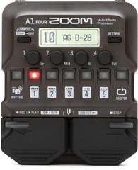 Zoom A1 Four Acoustic Instrument Multi-Effect Processor