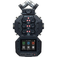 Zoom H8 - HANDY RECORDER Includes XYH-6 microphone capsule, Steinberg Cubase LE and Wavelab LE software