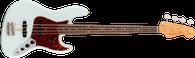 Fender American Original '60s Jazz Bass®, Rosewood Fingerboard, Sonic Blue w. Vintage Style HSC