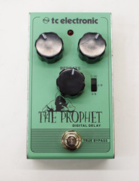 TC Electronic The Prophet Digital Delay Effect Pedal - Previosuly Owned