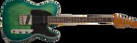 Schecter PT Special Electric Guitar - Aqua Burst Pearl