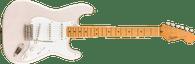 Fender Classic Vibe '50s Stratocaster®, Maple Fingerboard, White Blonde