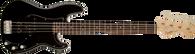 Fender  Affinity Series™ Precision Bass® PJ, Laurel Fingerboard, Black (d)