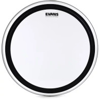 """Evans 22"""" EMAD2 Clear Bass Drum Head"""