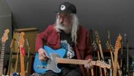 Fender  J Mascis Telecaster®, Maple Fingerboard, Bottle Rocket Blue Flake w/ Deluxe gigbag