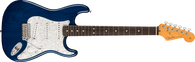 Fender Cory Wong Stratocaster, Rosewood Fingerboard, Sapphire Blue Transparent W/ Case