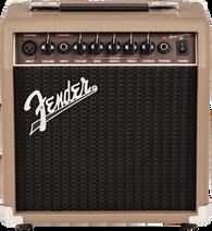 Fender  Acoustasonic 15, 120V Acoustic Guitar Amplifier