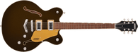 Gretsch G5622 Electromatic® Center Block Double-Cut with V-Stoptail, Laurel Fingerboard, Black Gold