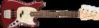 Fender American Performer Mustang Bass®, Rosewood Fingerboard, Aubergine