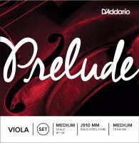 D'addario Prelude Viola String Set, Medium Scale, Medium Tension  (15-15 3/4 inches)