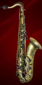 P. Mauruiat Systen 76 Professional Tenor Saxophone Outfit - Dark Vintage