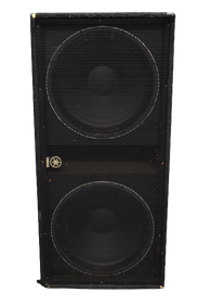 """Yamaha SW218V Dual 18"""" Subwoofer - Previously Owned"""