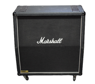 Marshall 1960A Lead 4 x 12 Angled Guitar Cabinet - Previously Owned