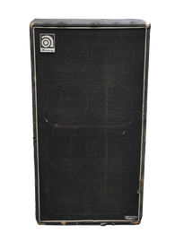 Ampeg SVT810E 8 x 10 Bass Cabinet - Previously Owned