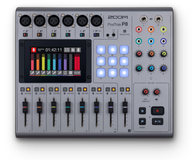 Zoom PodTrak P8 8-channel Podcasting Mixer