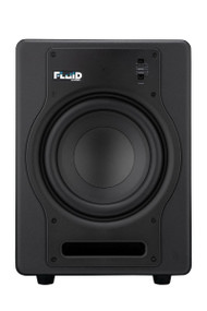 """Fluid Audio 8"""" powered reference subwoofer (Single)"""