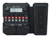 Zoom G1X FOUR - Multi-Effects Processor with Expression Pedal for Guitar