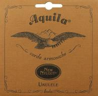 Aquila USA 4U High G Soprano Ukulele String Set - Nylgut