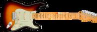 Fender American Ultra Stratocaster®, Maple Fingerboard, Ultraburst w/ Elite Molded Case