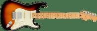 Fender Player Plus Stratocaster® HSS, Maple Fingerboard, 3-Color Sunburst w/ Deluxe Gigbag