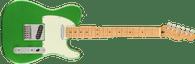 Fender Player Plus Telecaster®, Maple Fingerboard, Cosmic Jade w/ Deluxe Gigbag