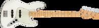 Fender Player Jazz Bass®, Maple Fingerboard, Polar White