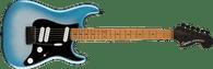 Fender Contemporary Stratocaster® Special, Roasted Maple Fingerboard, Black Pickguard, Sky Burst Metallic