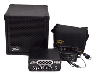 Peavey 6505 Piranha Micro Guitar Amp Head w/ Cabinet - Previously Owned