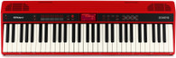 Roland GO:KEYS 61-key Music Creation Piano Keyboard with Integrated Bluetooth Speakers