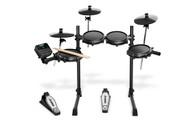 Alesis Turbo Mesh Kit 7-Piece Electronic Drum Kit with Mesh Heads