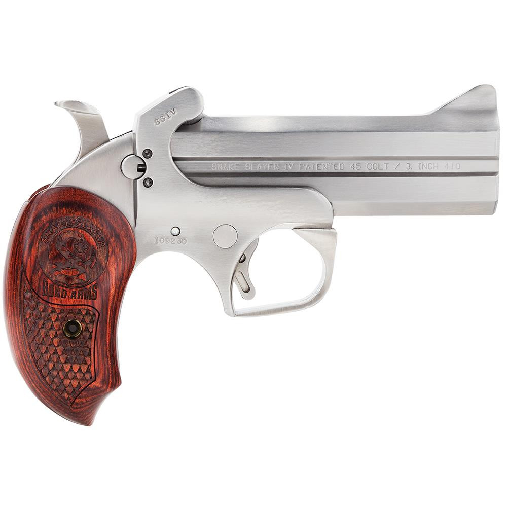 Bond Arms Snake Slayer IV - 45/410 - Wood