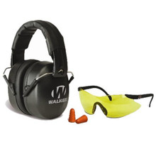 Walkers Game Ear Safety Combo Kit