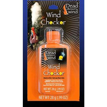 Dead Down Wind - Wind Checker - Blistered