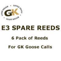 GK E3 Spare Reed GK