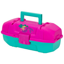 Plano One Tray Youth Tackle Box - Mermaid