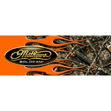 "Mathews Arrow Wrap 6"" - Camo/Orange"