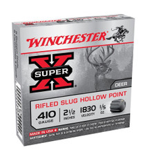 "Winchester Super-X Rifled Slug 2-1/2"" 410GA - X41RS5"