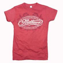 Mathews Women's Lily Short Sleeve Tee