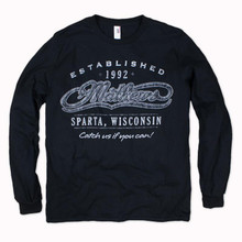 Mathews Collegiate Long Sleeve Tee