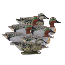 Higdon Standard Greenwing Teal 6pk - 19941 - 710617199416