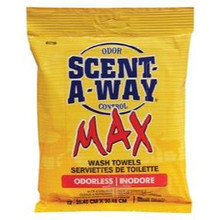 Hunter Specialty Scent-A-Way MAX Wash Towels