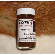 Cavens Timber Beaver Gland 1oz