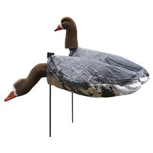 White Rock Specklebelly Goose Windsock - 1 Dozen - 6 Feeders/6 Upright - 752423685486