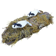 White Rock Snow Goose Blind Door Decoy - 2pk- BDDSGFH