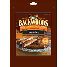 LEM Backwoods Sausage Seasoning - Breakfast - 25LBS of Meat