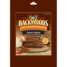 LEM Backwoods Sausage Seasoning - Sweet Italian - 25LBS of Meat