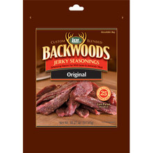LEM Backwoods Jerky Seasoning - Original - 25LBS of Meat