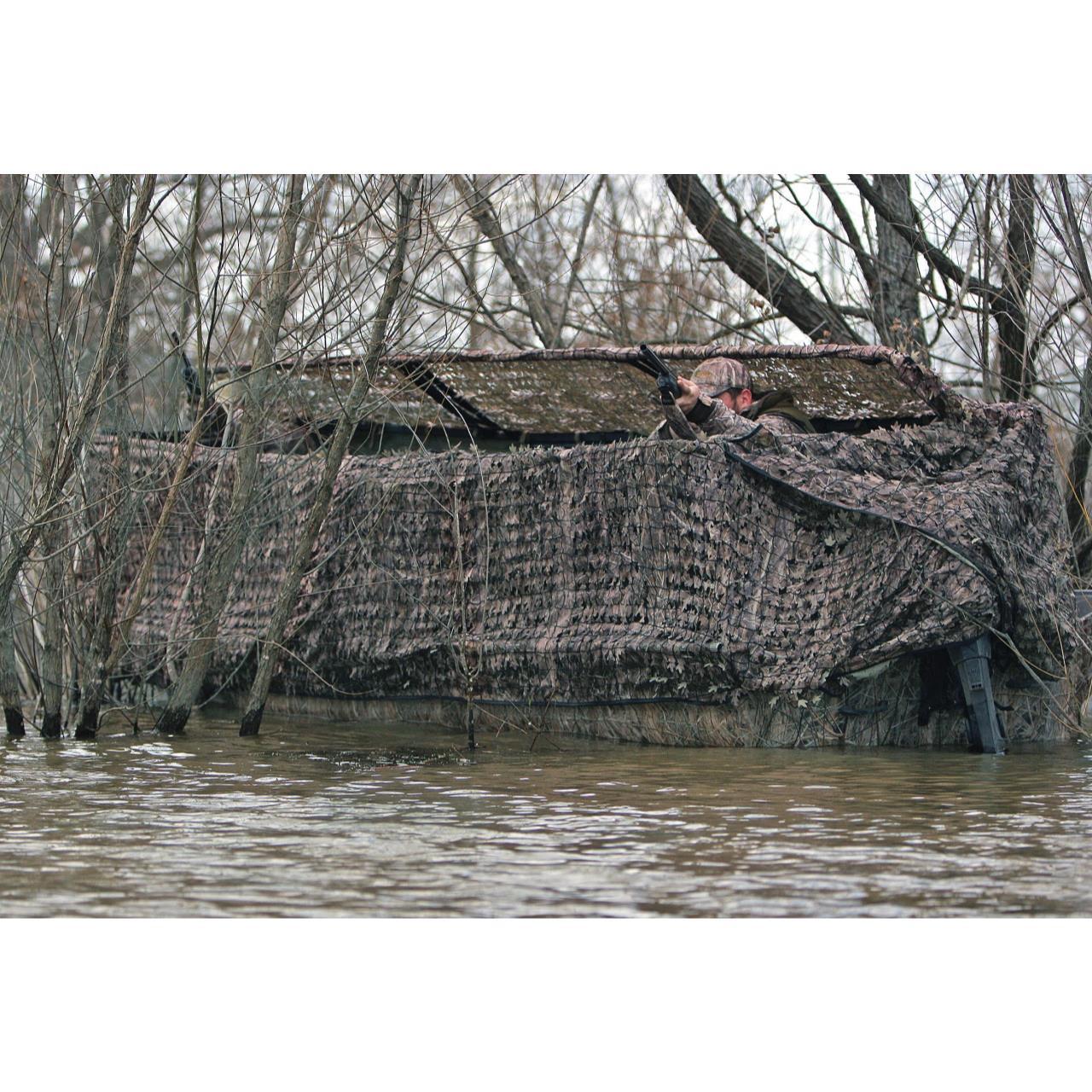 Avery Quick Set Boat Blind Kit 14 16 Bottomland