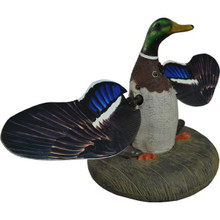Higdon XS Splashing Flasher Mallard Drake with Timer - 710617530776